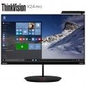 "MONITOR LED 23.8"" LENOVO X24 IPS WEBCAM Mini DisplayPort ·DESPRECINTADO"