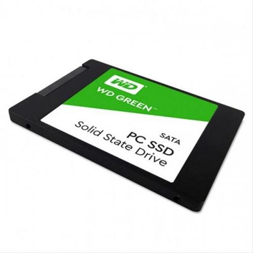 "SSD 2.5"" 480GB WESTERN DIGITAL GREEN 7MM R545/W545 MB/s"