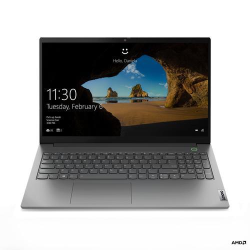 """Lenovo ThinkBook 15 G2 DDR4-SDRAM Portátil 39,6 cm (15.6"""") 1920 x 1080 Pixeles AMD Ryzen 3 8 GB 256 GB SSD Wi-Fi 6 (802.11ax) Wi"""