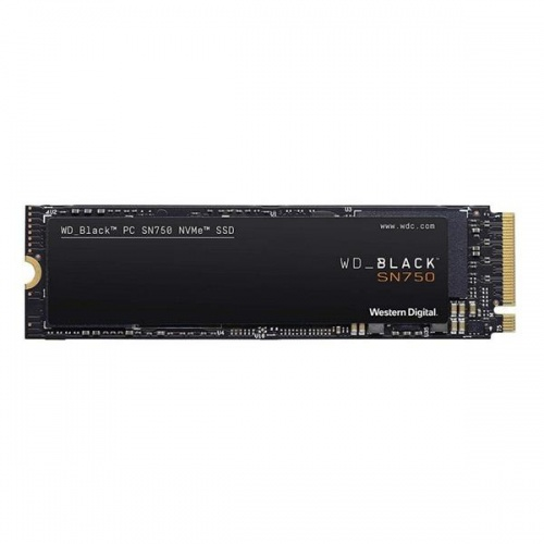 SSD M.2 2280 250GB WD BLACK SN750 NVMe PCIE R3100/W1600 MB/s