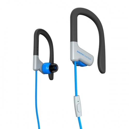 ENERGY SISTEM EARPHONES SPORT 1 BLUE MIC (SE·