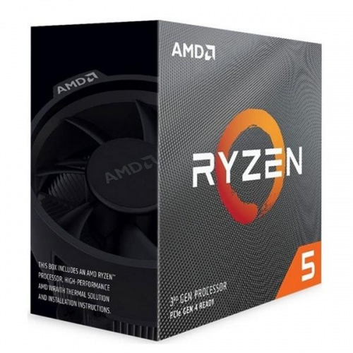 AMD RYZEN 5 3600X 3.8GHZ 6 CORE 35MB SOCKET AM4