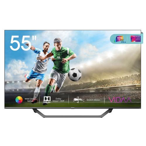 "A7500F 55A7500F Televisor 139,7 cm (55"") 4K Ultra HD Smart TV Wifi Negro"