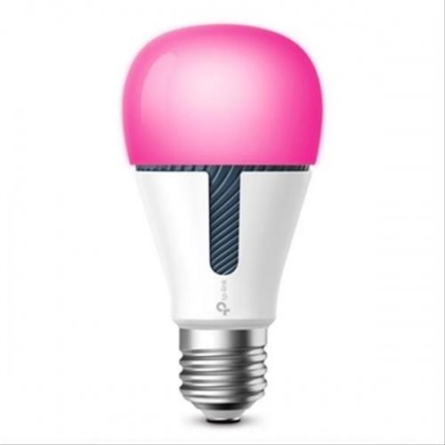 BOMBILLA LED TP-LINK KASA SMART LIGHT BULB MULTICOLOR WIFI 2500K-9000K 800LM E27