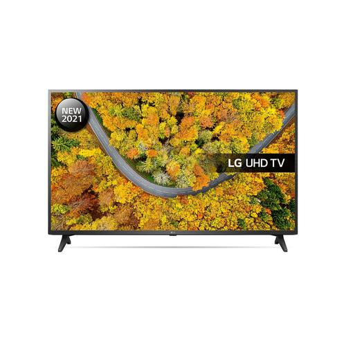 "LG 55UP75006LF Televisor 139,7 cm (55"") 4K Ultra HD Smart TV Wifi Negro"