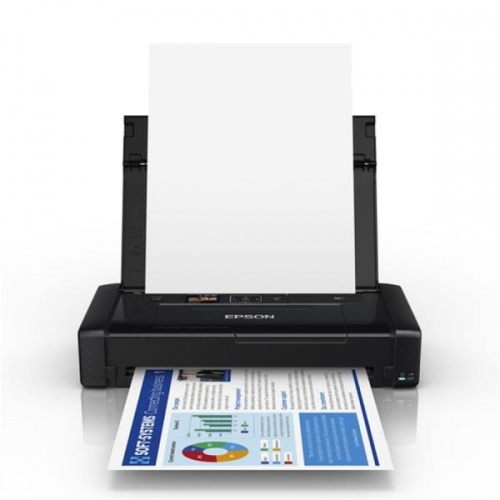 IMPRESORA PORTATIL EPSON WORKFORCE WF-110W·