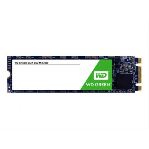 SSD M.2 2280 480GB WD GREEN SATA3 R545 MB/s