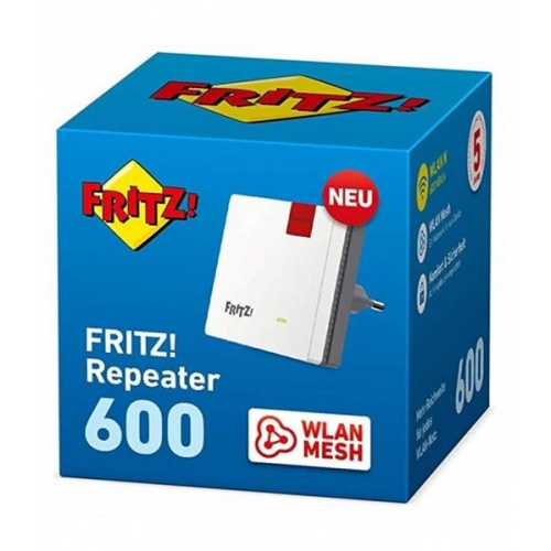 AVM COMPUTER SYSTEMS FRITZ REPEATER 600 INTL·