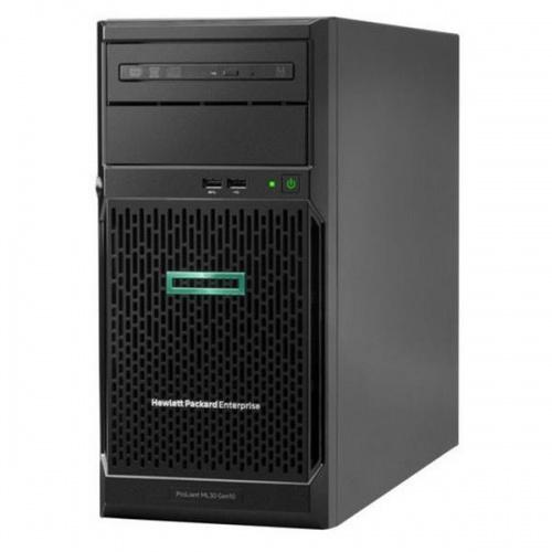 "SERVIDOR HPE ML30 GEN10 E-2224 8GB S100i 4LFF 3.5"""