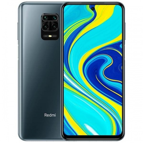 SMARTPHONE XIAOMI REDMI NOTE 9S 4G 4GB 64GB DS GRAY EU