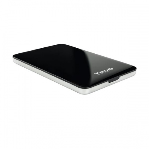"CAJA EXTERNA 2.5"" SATA TOOQ BLACK USB 3.0 / 3.1"