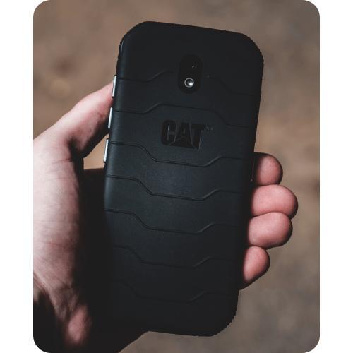 "S42 H+ 14 cm (5.5"") Ranura híbrida Dual SIM Android 10.0 4G MicroUSB 3 GB 32 GB 4200 mAh Negro"