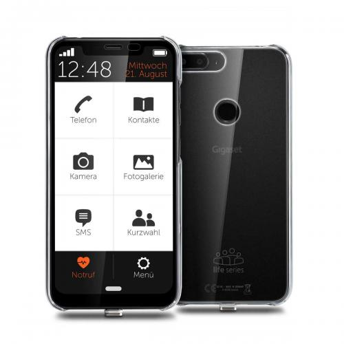 """GS195LS smartphones 15,7 cm (6.18"""") SIM doble Android 9.0 4G USB Tipo C 2 GB 32 GB 4000 mAh Negro"""