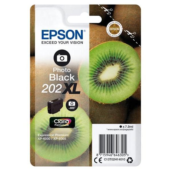 TINTA EPSON 202 BLACK XL
