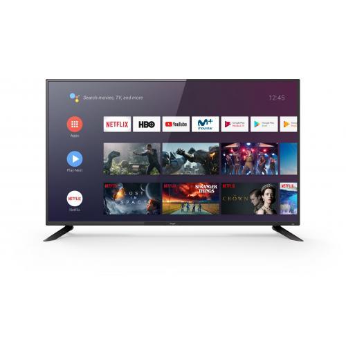 "LE 5090 ATV 127 cm (50"") 4K Ultra HD Smart TV Negro - Imagen 1"