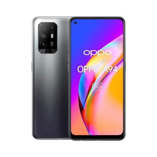 "OPPO A94 5G 16,3 cm (6.43"") SIM doble ColorOS 11.1 USB Tipo C 8 GB 128 GB 4310 mAh Negro"