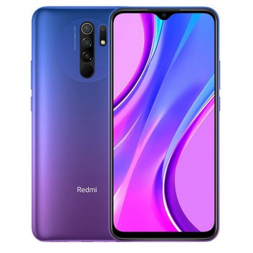 SMARTPHONE XIAOMI REDMI 9 4GB 64GB SUNSET PURPLE NFC EU