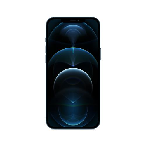 """iPhone 12 Pro Max 17 cm (6.7"""") SIM doble iOS 14 5G 256 GB Azul - Imagen 1"""