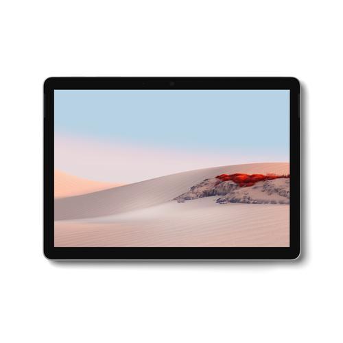 "Microsoft Surface Go 2 64 GB 26,7 cm (10.5"") Intel® Pentium® Gold 4 GB Wi-Fi 6 (802.11ax) Windows 10 Pro Platino - Imagen 1"