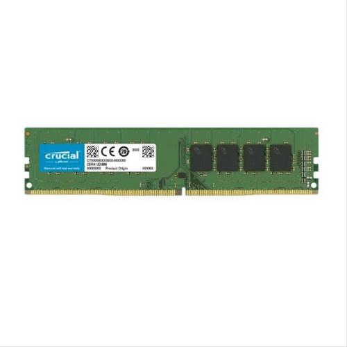 MODULO DDR4 16GB 3200MHZ CRUCIAL CL22 1.2V NO ECC