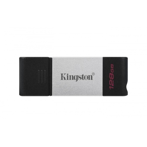 PEN DRIVE 128GB KINGSTON DT80 USB3.2 TYPE-C