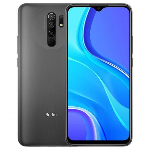 SMARTPHONE XIAOMI REDMI 9 3GB 32GB GRIS CARBONO NFC EU