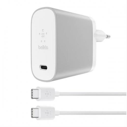 BELKIN CARGADOR USB-C CON CABLE USB-C 45W·
