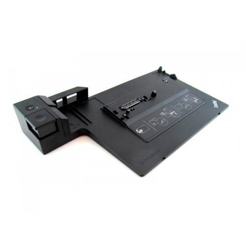 IBM-Lenovo Docking Station 4336 Adaptador de corriente no incluido - Compatible con ThinkPad: L412, L420, L512, L520, T400s, T41