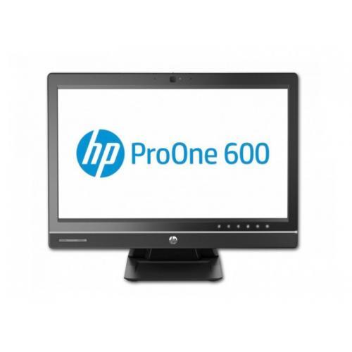 HP ProOne 600 G1 AIO Intel Core i3 4160 3.6 GHz. · 4 Gb. SO-DDR3 RAM · Pequeño arañazo en pantalla (Ver en ''+ Fotos''). - Araña