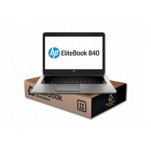 HP EliteBook 840 G3 Intel Core i5 6300U 2.4 GHz. · 16 Gb. SO-DDR4 RAM · 256 Gb. SSD · Teclado internacional con pegatinas en Cas