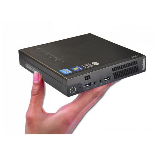 Lenovo M73 Tiny Intel Core i5 4590T 2 GHz. · 8 Gb. SO-DDR3 RAM · 240 Gb. SSD · Windows 10 Pro - Imagen 1