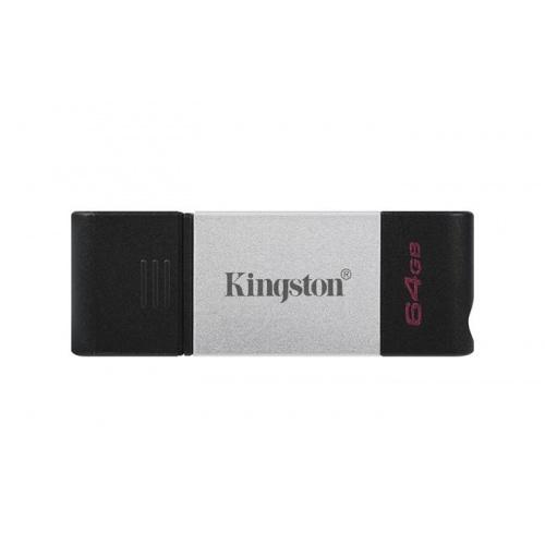 PEN DRIVE 64GB KINGSTON DT80 USB3.2 TYPE-C