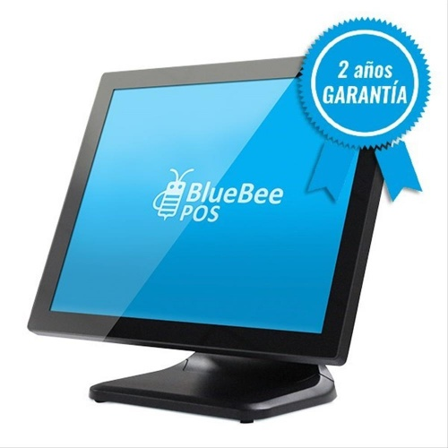 "MONITOR TACTIL BLUEBEE TM-317 17"" HDMI+VGA CAPACITIVO"