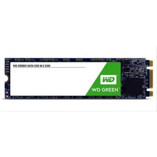 SSD M.2 2280 240GB WD GREEN SATA3 R545/W450 MB/s
