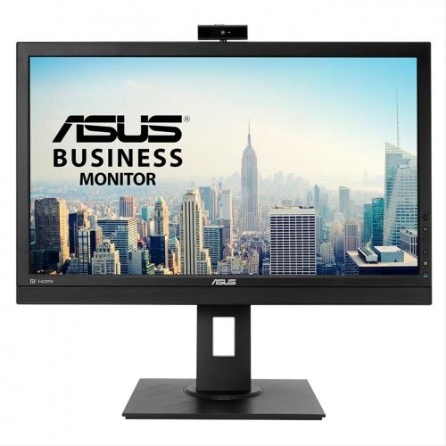 """MONITOR LED 24"""" ASUS BE24DQLB USB HDMI/VGA/DP/DVI WEBCAM Altura/Rotacion-DESPRECINTADO"""