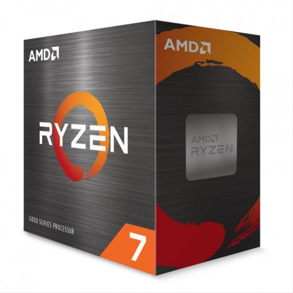 AMD RYZEN 7 5800X 4.7/3.8GHZ 8CORE 36MB SOCKET AM4