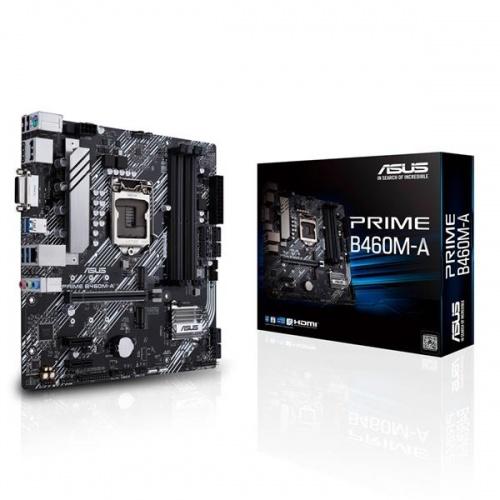 PLACA I3/I5/I7 ASUS B460M-A PRIME DDR4 SOCKET 1200