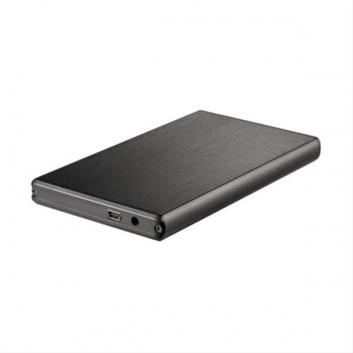 "CAJA EXTERNA 2.5"" SATA TOOQ NEGRA USB 3.0 9.5mm"