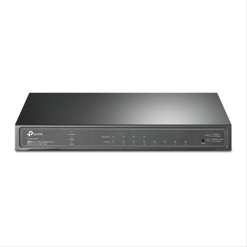 TP-LINK 8-PORT GIGABIT JETSTREAM SMART SWITCH WITH·