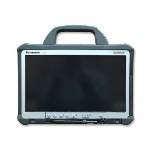 Panasonic Toughbook Cf-D1G Intel Celeron 1037U 1.8 GHz. · 4 Gb. SO-DDR3 RAM · 500 Gb. SATA · Windows 10 Pro · Táctil 13.3 '' HD