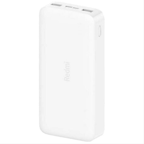 POWER BANK XIAOMI REDMI POWERBANK 20.000mAh 18W CARGA RAPIDA