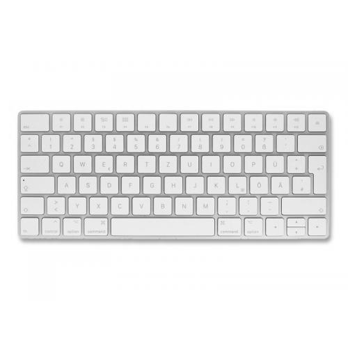 Apple Magic Keyboard Internacional Teclado Inalámbrico APPLE Magic Keyboard 2 - Tipo: Teclas Bajo Perfil - Conexión: Bluetooth -