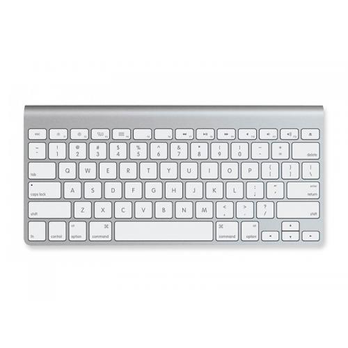 Apple Wireless Keyboard Internacional Teclado Inalámbrico APPLE Wireless Keyboard - Tipo: Teclas Bajo Perfil - Conexión: Bluetoo