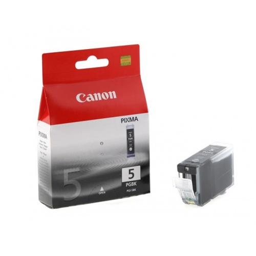 CANON PGI-5BK CARTRIDGE BLACK·