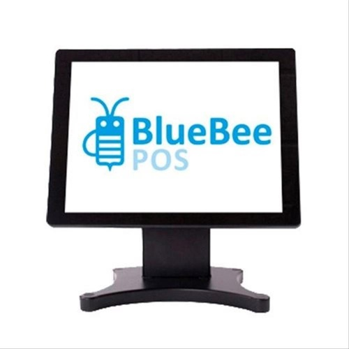 "MONITOR TACTIL BLUEBEE TM-215 P-CAP 15"" NEGRO"