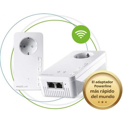 PLC POWERLINE DEVOLO MAGIC 2 WIFI NEXT STARTER KIT ·