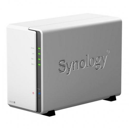 NAS SYNOLOGY 2 BAY DS220J 2XUSB 3.0