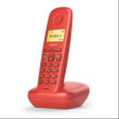 TELEFONO INALAMBRICO GIGASET A270 ROJO