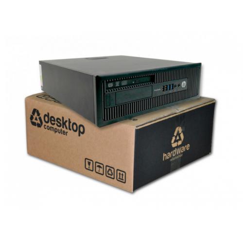HP ProDesk 600 G1 Intel Core i5 4570 3.2 GHz. · 8 Gb. DDR3 RAM · 500 Gb. SATA · DVD · Windows 10 Pro