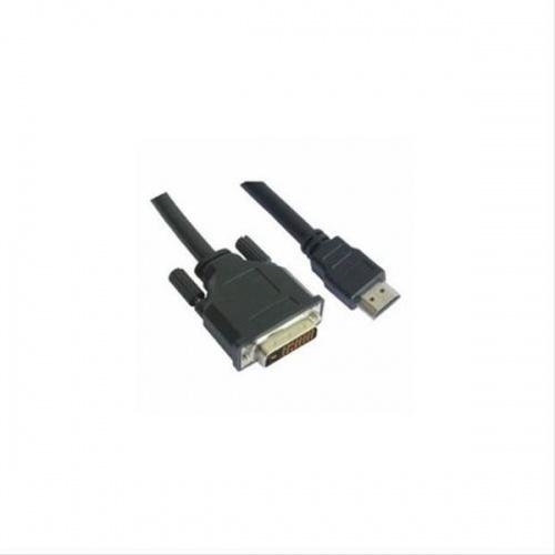 CABLE DVI A HDMI, DVI18+1/M-HDMI A/M 1.8M NANOCABLE